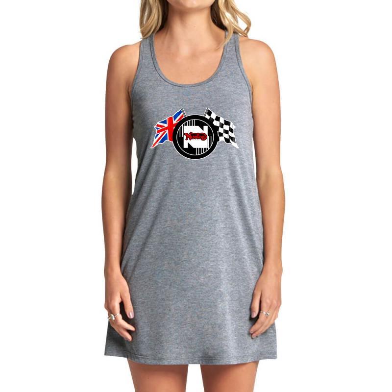 Norton Motorcycles Logo Tank Dress | Artistshot