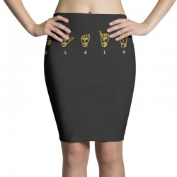 freestyle pirate glaive Pencil Skirts | Artistshot