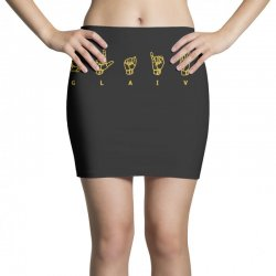 freestyle pirate glaive Mini Skirts | Artistshot