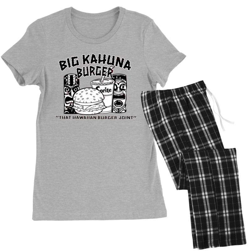Big Kahuna Burger Women's Pajamas Set | Artistshot