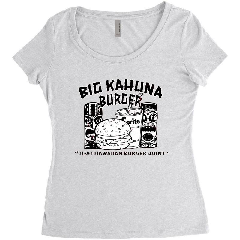 Big Kahuna Burger Women's Triblend Scoop T-shirt | Artistshot