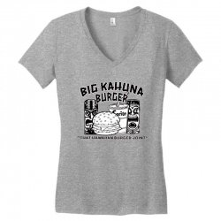 big kahuna burger Women's V-Neck T-Shirt | Artistshot