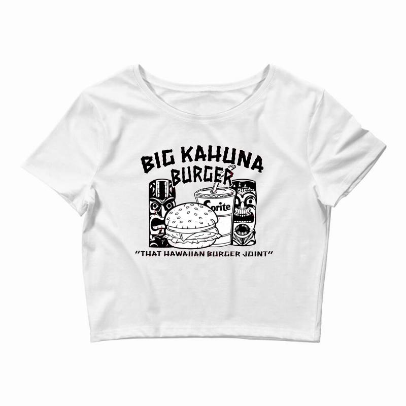 Big Kahuna Burger Crop Top | Artistshot