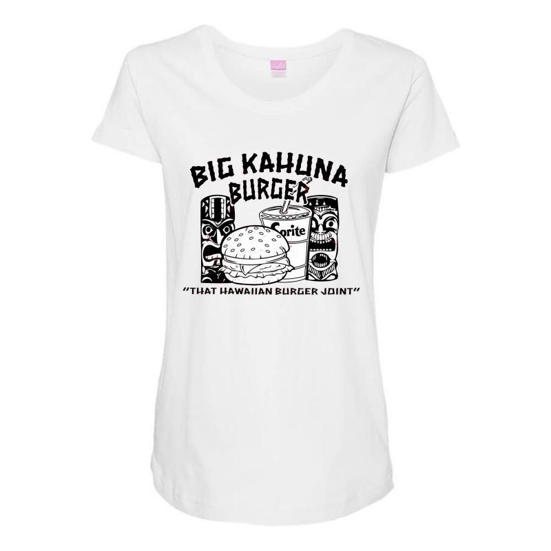 Big Kahuna Burger Maternity Scoop Neck T-shirt | Artistshot