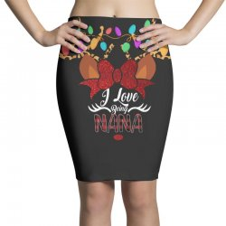 i love being nana Pencil Skirts | Artistshot