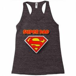 Super Dad Racerback Tank | Artistshot