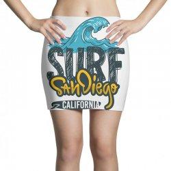surf san diego california Mini Skirts | Artistshot