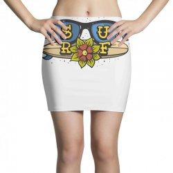surf surfig style Mini Skirts | Artistshot
