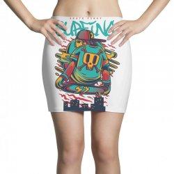 surfing city Mini Skirts   Artistshot