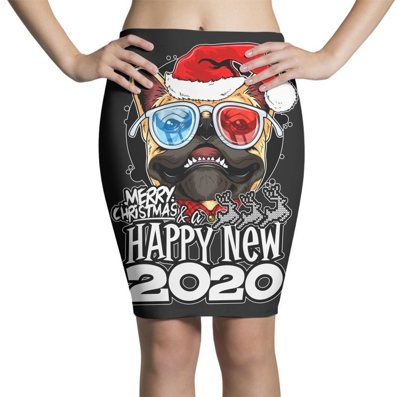 Happy New 2020 Pencil Skirts | Artistshot