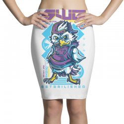 swg lil chicken Pencil Skirts | Artistshot
