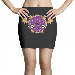 donut bat Mini Skirts | Artistshot