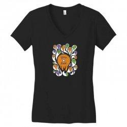 donut enter Women's V-Neck T-Shirt | Artistshot
