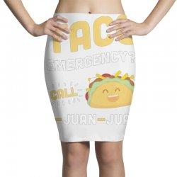 taco emergency call 9 juan juan Pencil Skirts | Artistshot
