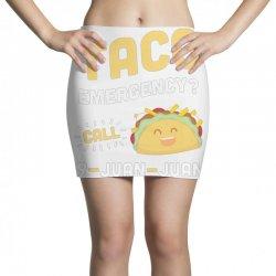 taco emergency call 9 juan juan Mini Skirts | Artistshot