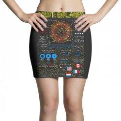 donuts explained Mini Skirts | Artistshot