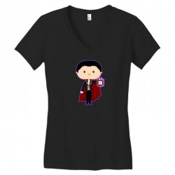 dr Women's V-Neck T-Shirt | Artistshot