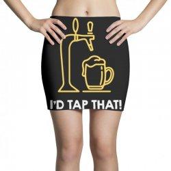 tap that beer Mini Skirts | Artistshot