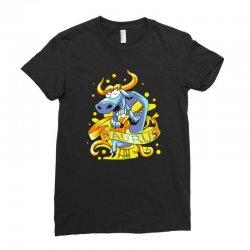 taurus Ladies Fitted T-Shirt | Artistshot