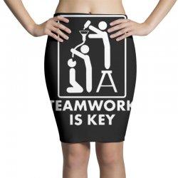 teamwork Pencil Skirts | Artistshot