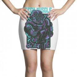 tech muscle Mini Skirts | Artistshot