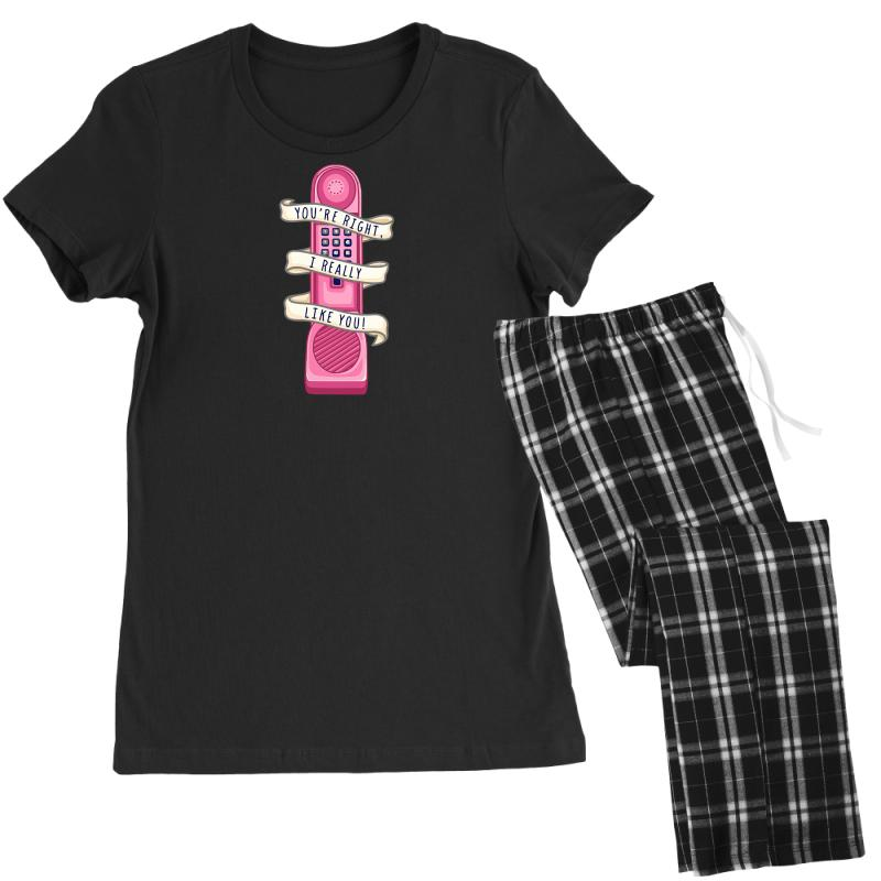 Dream Phone Women's Pajamas Set   Artistshot