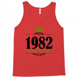 vintage 1982 and still looking good Tank Top | Artistshot