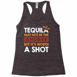 tequila shots Racerback Tank | Artistshot