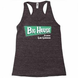 the big house with lori loughlin Racerback Tank | Artistshot