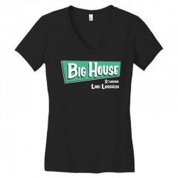 the big house with lori loughlin Women's V-Neck T-Shirt | Artistshot