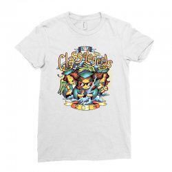 the class of legends Ladies Fitted T-Shirt | Artistshot