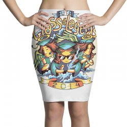 the class of legends Pencil Skirts | Artistshot