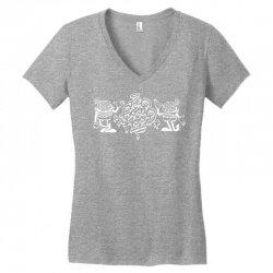 the good hood Women's V-Neck T-Shirt   Artistshot