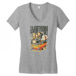 the happy combi family Women's V-Neck T-Shirt | Artistshot