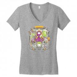 the pilot Women's V-Neck T-Shirt | Artistshot