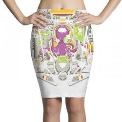 the pilot Pencil Skirts | Artistshot