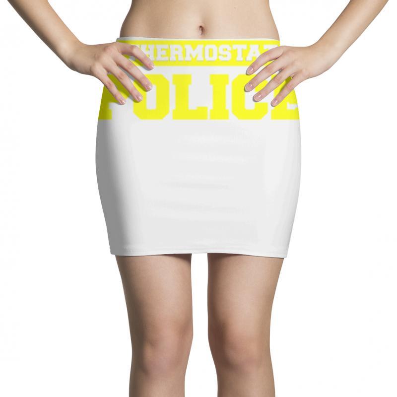 Thermostat Police Mini Skirts | Artistshot