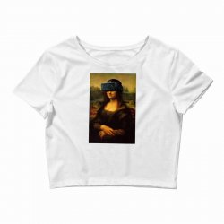 mona tech Crop Top | Artistshot