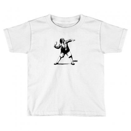 Dude Toddler T-shirt Designed By B4en1