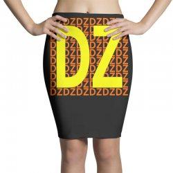 dz center Pencil Skirts | Artistshot