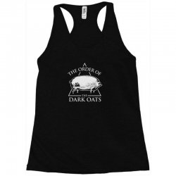 earlier version of the order of the dark oats pig brother Racerback Tank | Artistshot
