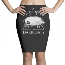 earlier version of the order of the dark oats pig brother Pencil Skirts | Artistshot