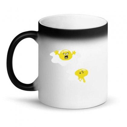 Egg Murder Magic Mug Designed By B4en1