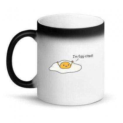 Egg Pun Magic Mug Designed By B4en1