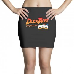 emojitales the duck story Mini Skirts | Artistshot