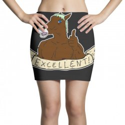 excellent horse Mini Skirts | Artistshot