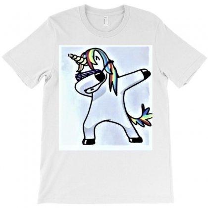 Unicorn Rock T-shirt Designed By Trendy Boy