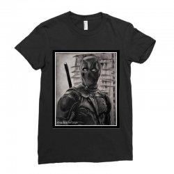 Ninja Spider Ladies Fitted T-Shirt | Artistshot