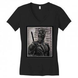 Ninja Spider Women's V-Neck T-Shirt | Artistshot