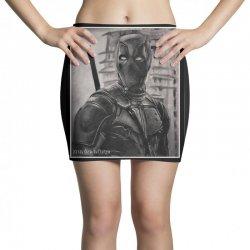 Ninja Spider Mini Skirts | Artistshot